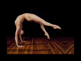 Flip City Artistic Nude Photo by Model Laura Dasi