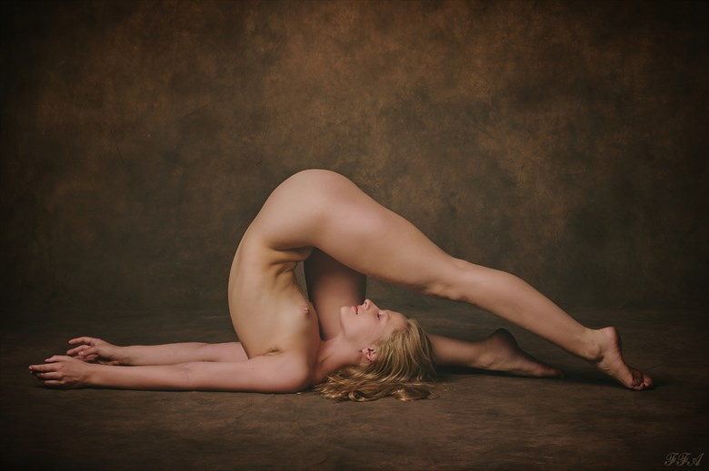Flipped Artistic Nude Photo by Photographer Fischer Fine Art