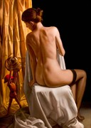 Floating point Artistic Nude Artwork by Artist Bruno Di Maio
