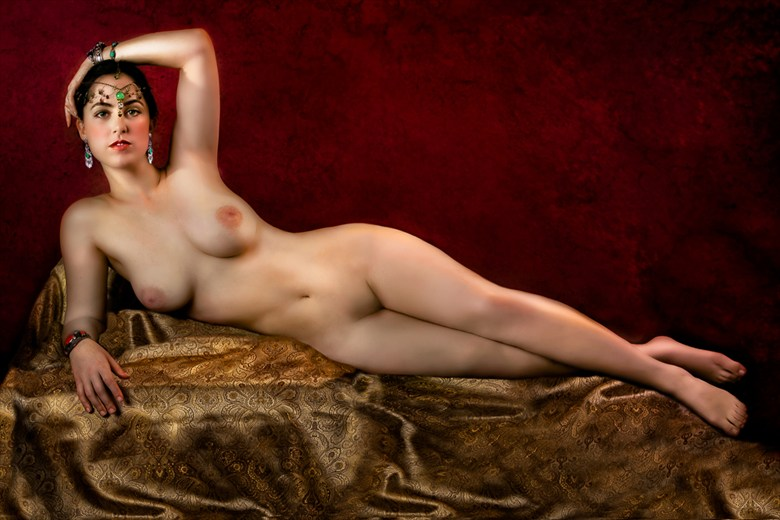 Florentine Nude %232 Artistic Nude Photo by Photographer Vincent Isner