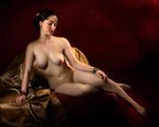 Florentine Nude Artistic Nude Photo by Photographer Vincent Isner