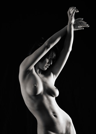 Flow towards the light Artistic Nude Photo by Photographer Bill Irwin