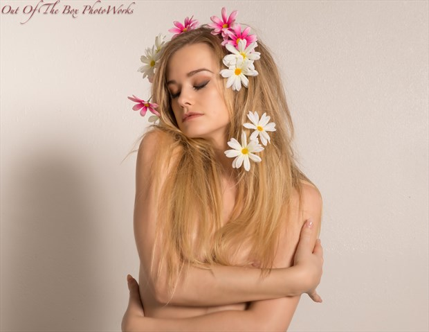 Flowers Sensual Photo by Photographer Miller Box Photo