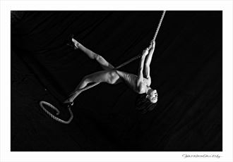 Flying into the sky Artistic Nude Photo by Photographer Studio21networks
