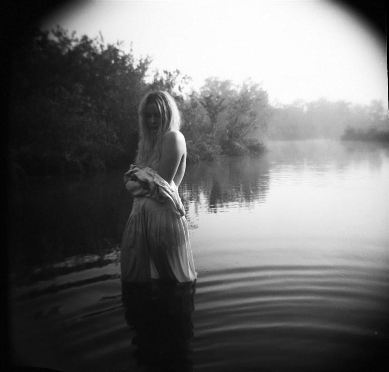 Fog Implied Nude Artwork by Photographer Steven Billups