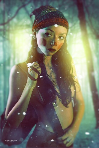 For Christmas Surreal Artwork by Photographer Nilakantha