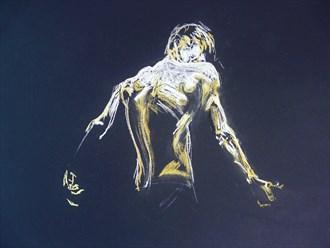 Force Surreal Artwork by Artist Mattman