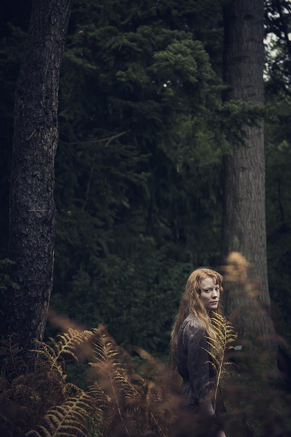 Forest Nature Photo by Model Constantine Snow