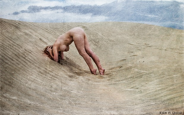 Forever loosed in the desert of my mind Artistic Nude Photo by Photographer balm in Gilead