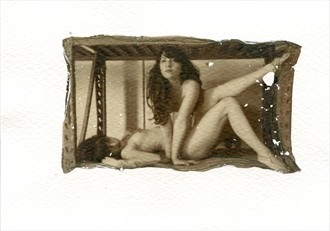 Form archive Couples Artwork by Photographer Alan Marcheselli