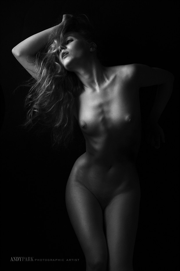 Form is Emptiness, Emptiness is Form Artistic Nude Photo by Photographer ANDY PARK