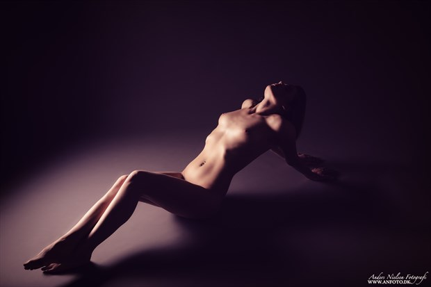 Forma Figure Artistic Nude Artwork by Photographer Anders Nielsen