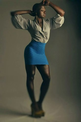Foto Art Glamour Photo by Model Nandi_Makeda