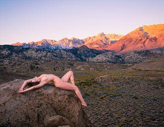 Foto Kammer Artistic Nude Photo by Model Sienna Hayes
