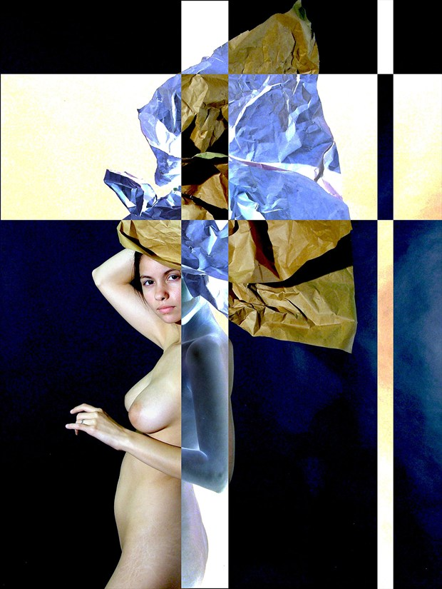 Fragmented Nude %23 60 Artistic Nude Artwork by Photographer Frederic