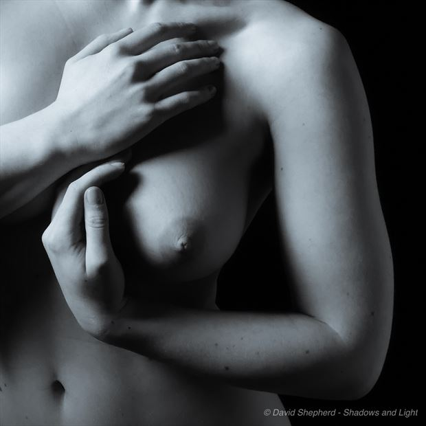 Framed Artistic Nude Photo by Photographer Shadows and Light