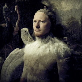 Francis: Charles Willson Peale Artistic Nude Artwork by Photographer Bear Kirkpatrick