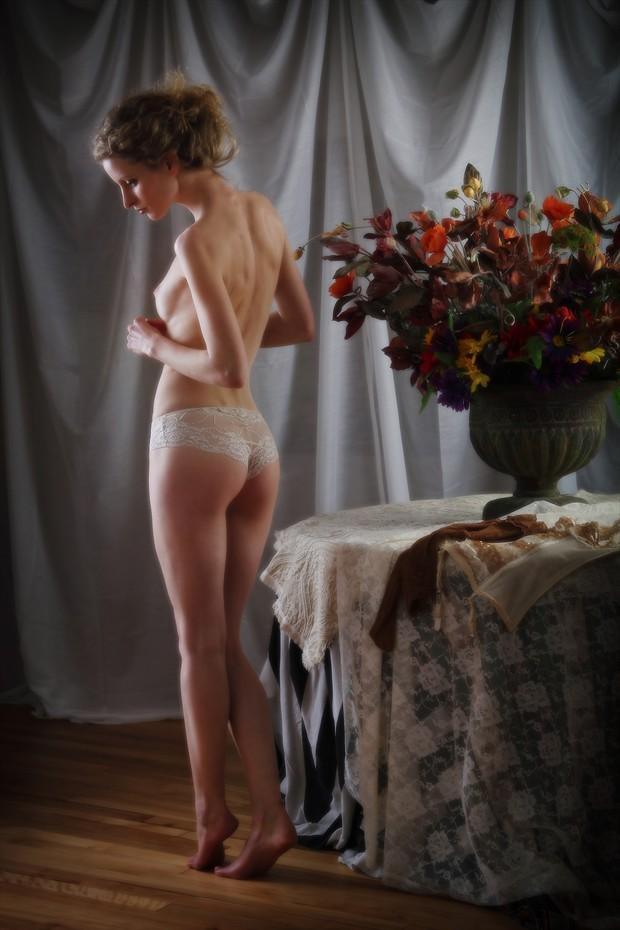 Freda %E2%80%93 Boudoir 2 Artistic Nude Photo by Artist Sol Lang