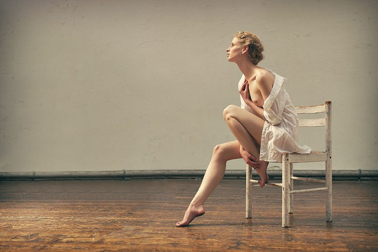 Fredau Artistic Nude Photo by Photographer Ciaran