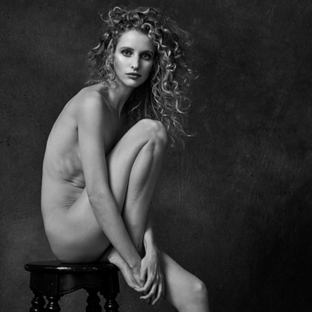 Fredau Artistic Nude Photo by Photographer Daniel Ivorra
