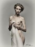 Fredau Artistic Nude Photo by Photographer John Logan