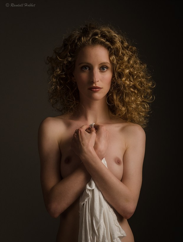 Fredau Artistic Nude Photo by Photographer Randall Hobbet
