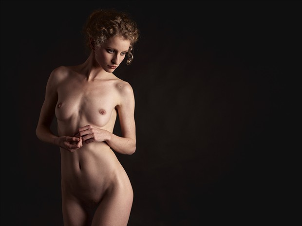 Fredau Artistic Nude Photo by Photographer gdelargy photography