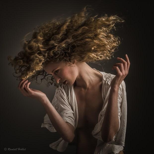Fredau Emotional Photo by Photographer Randall Hobbet