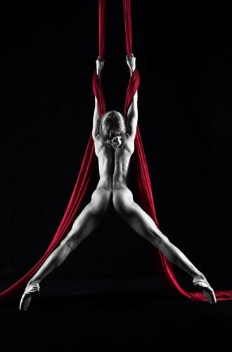 Free Spirit Artistic Nude Photo by Photographer Carl Grim
