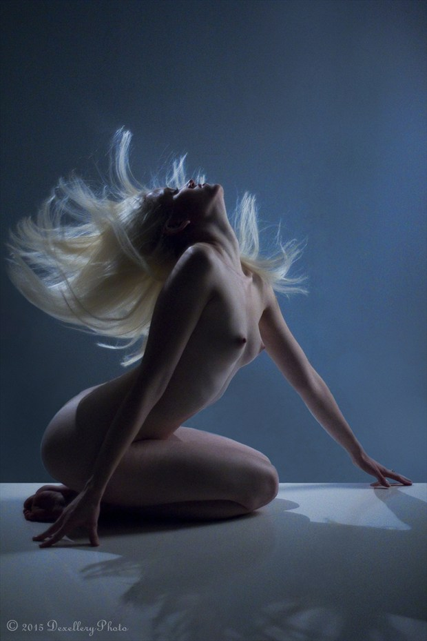 Freedom Artistic Nude Photo by Photographer Dexellery Photo