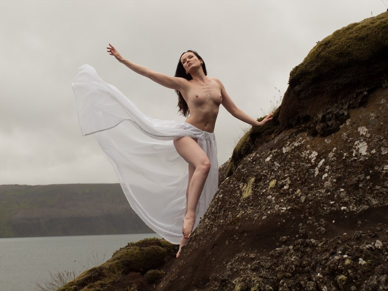 Freedom Artistic Nude Photo by Photographer Odinntheviking
