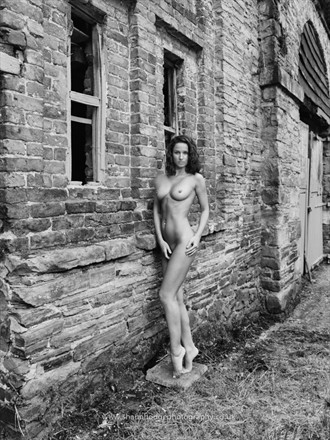 Freedom Artistic Nude Photo by Photographer Shaun