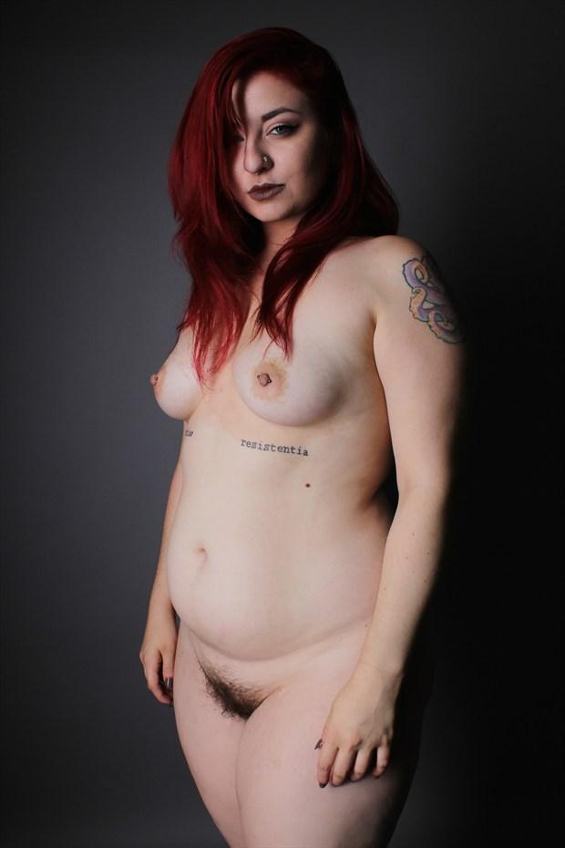 Freshie Juice Artistic Nude Photo by Photographer Hypnotica Studios