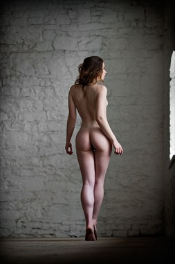 From Behind Artistic Nude Photo by Photographer Ciaran