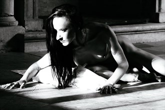From The M%C3%A4ls%C3%A5ker Castle Series Artistic Nude Photo by Model Myrtha Meadows