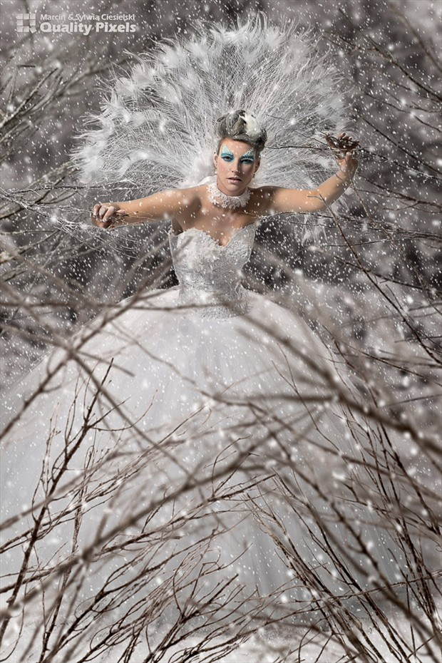 From the Ice Queen Realm Fantasy Photo by Photographer Quality Pixels
