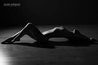 Fuel Artistic Nude Photo by Model Miele Rancido