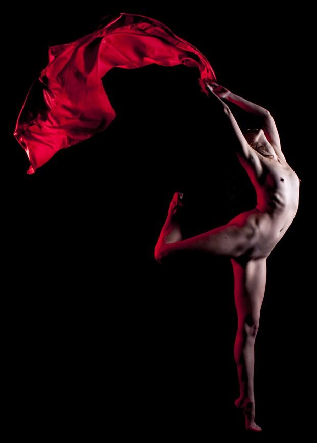 Full mast Artistic Nude Photo by Photographer Jakz