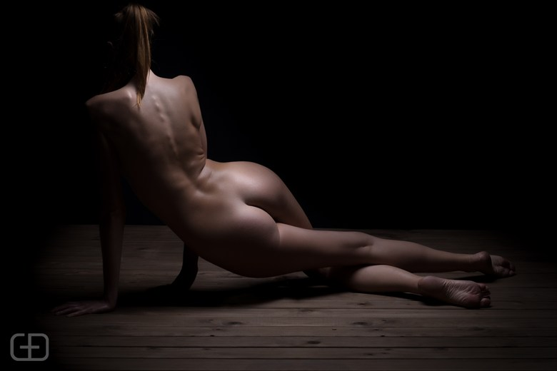 G+D Rubia Stri Artistic Nude Photo by Photographer GD Photography