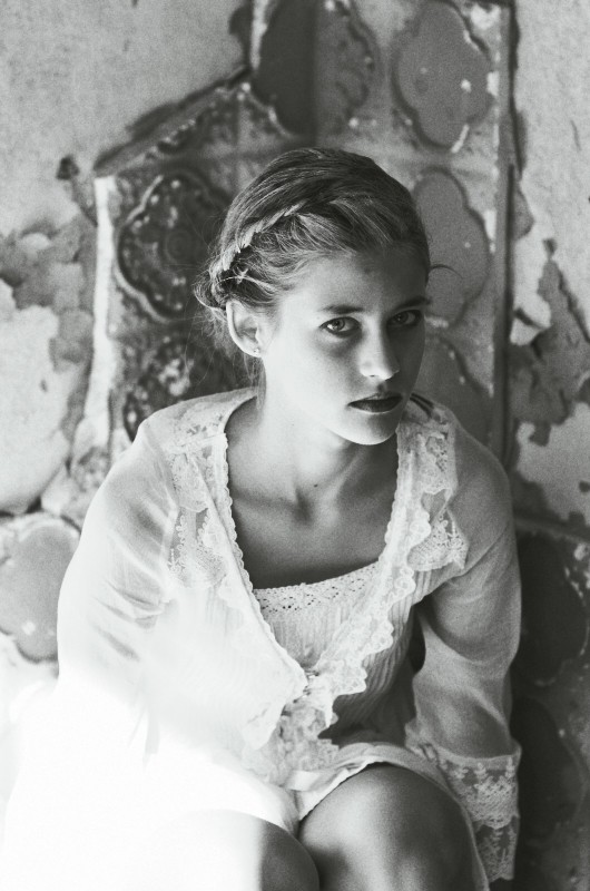 GALIN Vintage Style Artwork by Photographer RAMIN ZMICER