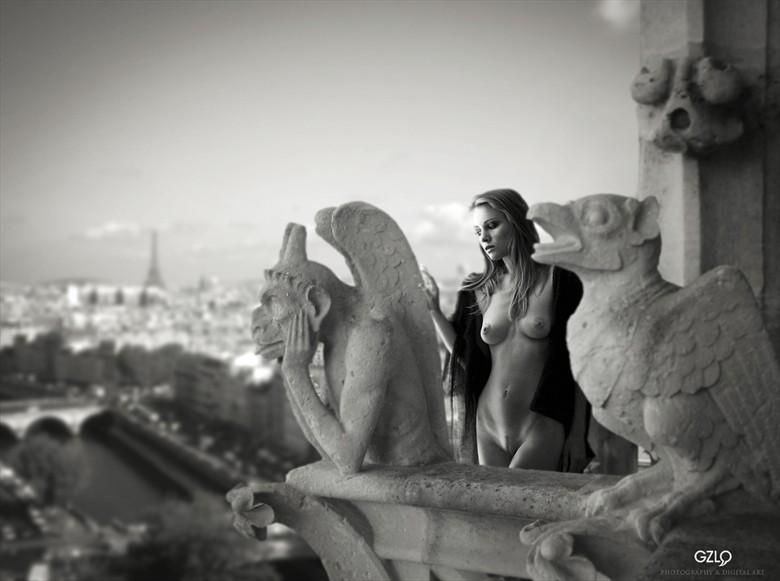 GARGOLAS Artistic Nude Photo by Artist GonZaLo Villar