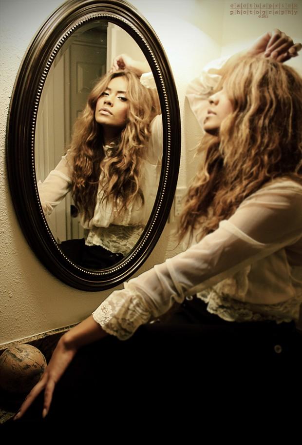 Gabriela Glamour Photo by Photographer Cactusprick