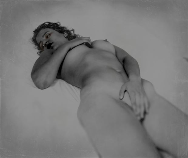 Gabrielle Artistic Nude Photo by Photographer George Ekers