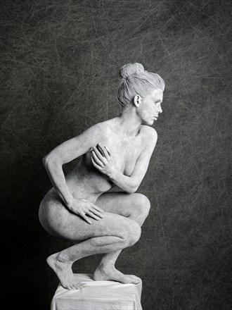 Galatea Artistic Nude Photo by Photographer Utah Bohemian