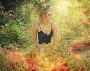 Garden of Eden Fantasy Artwork by Photographer gracefullywicked