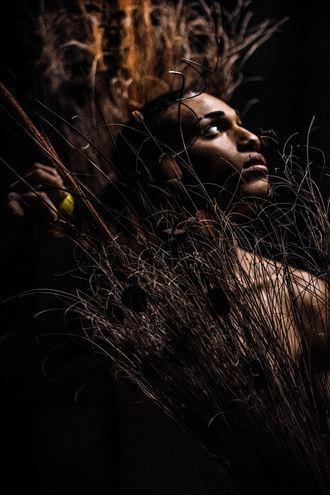 Garden of Eden III Studio Lighting Artwork by Photographer RxB Photography