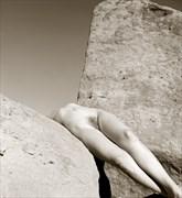 Garden of the Goddess Artistic Nude Photo by Artist TZOLTECart
