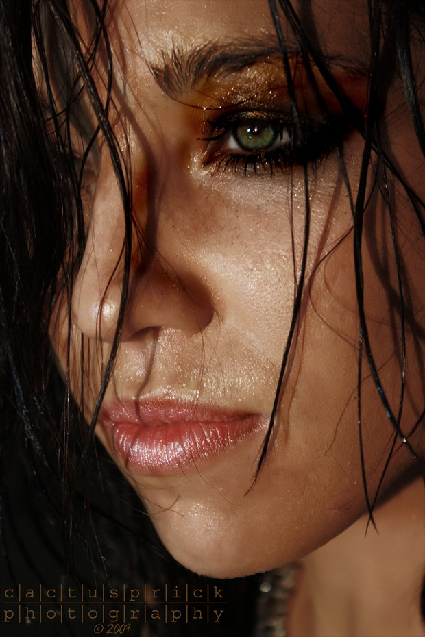 Gaze Portrait Photo by Photographer Cactusprick