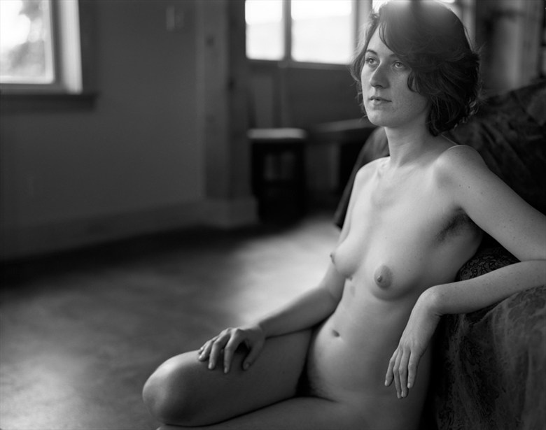 Gazing   a warm afternoon Artistic Nude Photo by Photographer Ektar