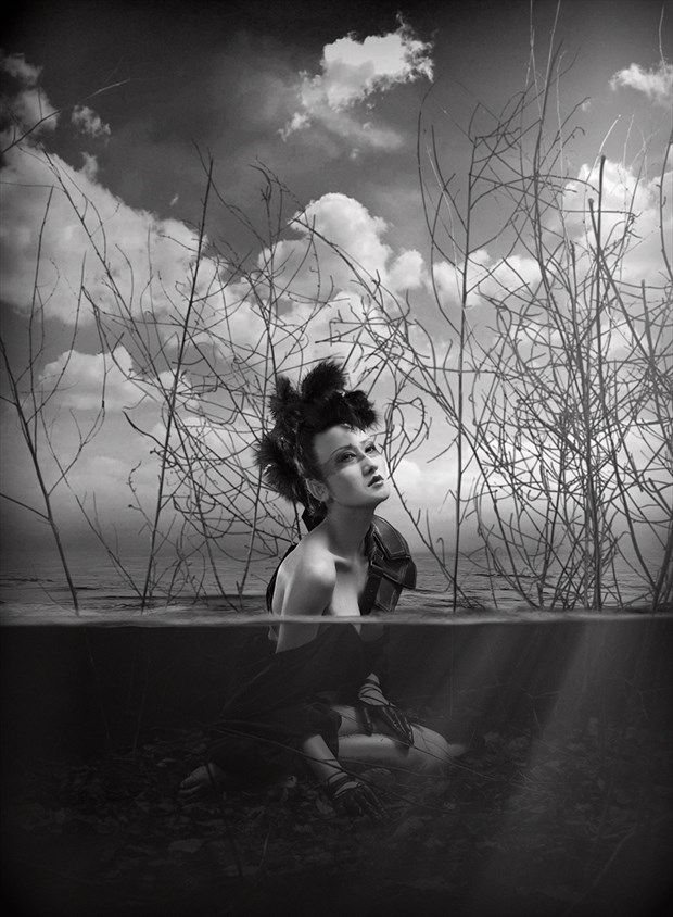 Geisha Fetish Photo by Photographer Marcos Domenech